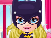 Play Baby Barbie Superhero Costumes