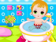 Play Baby Bathing Games