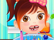 Play Baby Carmen at Dentist