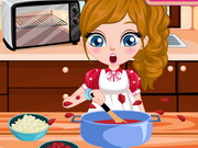 Play Baby Cooking Accident