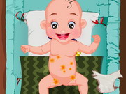 Play Baby Diaper Change