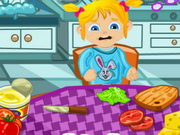 ピクニックの赤ちゃんエラ