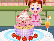Play Baby Emma Cupcake Decor
