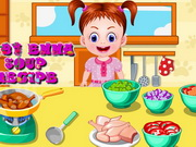 Play Baby Emma Soup Recipe