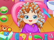 Play Baby Girl Hairdresser