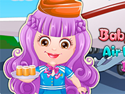 Baby Hazel Air Hostess Dressup