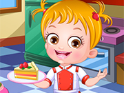 Play Baby Hazel Chef Dressup