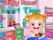 Play Baby Hazel Craft Time