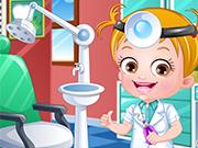 ベビーヘーゼル歯科医のドレスアップ