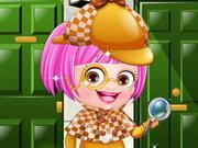 Play Baby Hazel Detective Dressup