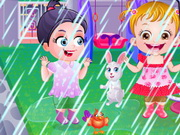 Play Baby Hazel First Rain