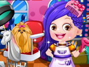 Play Baby Hazel Hairstylist Dressup