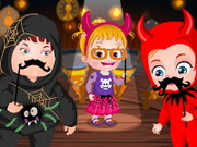 Play Baby Hazel Halloween Castle