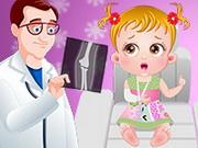Play Baby Hazel Hand Fracture