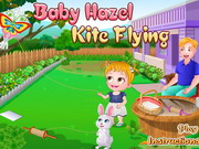 Play Baby Hazel Kite Flying