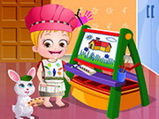 Play Baby Hazel Learns Colors