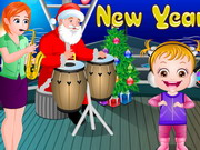 Play Baby Hazel New Year Bash