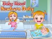 赤ちゃんヘーゼル新生児