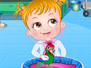 Play Baby Hazel Pet Doctor