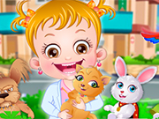Play Baby Hazel Pet Hospital 2