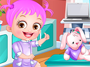 Play Baby Hazel Physiotherapist Dressup