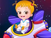 Play Baby Hazel Pilot Dressup
