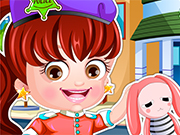 Play Baby Hazel Police Dressup