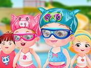 Play Baby Hazel Preschool Picnic