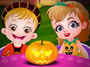 Play Baby Hazel Pumpkin Party