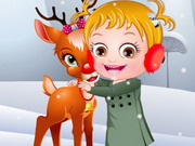 Play Baby Hazel Reindeer Surprise