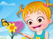 Play Baby Hazel Spring Time