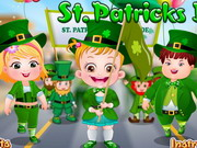 Play Baby Hazel St Patricks Day