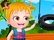 Play Baby Hazel Tree House