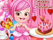 Play Baby Hazel Valentine Dressup