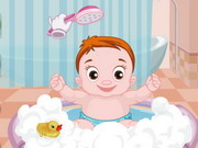 Play Baby In The Bath