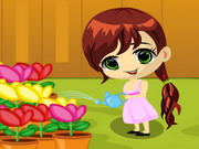 Play Baby Jessy Garden Slacking