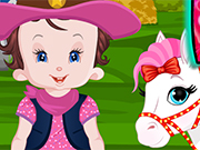 Play Baby Lisi Pony Care