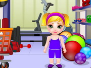 Play Baby Madison Gym
