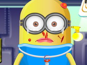 Play Baby Minion At The Doctor
