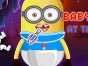 Play Baby Minion Dentist