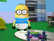 Play Baby Minion Room Decoration
