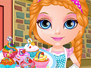 Play Baby Princess Little Pony Cupcakes