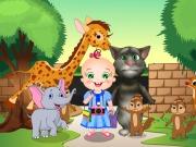 ベビーロージーとトム動物園アドベンチャー