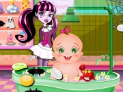Play Baby Rosy Halloween Day