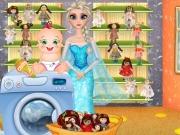 ベビーロージー洗濯人形