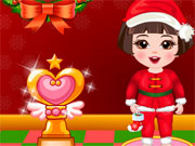 Play Baby Seven Christmas Dress Up