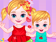 Play Baby Sibling Care
