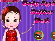 Play Baby Sophia Outdoor Bath