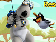 Play Backkom Rescue Penguin