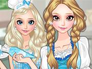 Play Baker Elsa